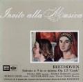 シューリヒトのベートーヴェン/交響曲第9番「合唱付き」  伊EMI 2903 LP レコード
