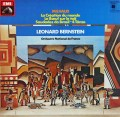 バーンスタインのミヨー/「世界の創造」ほか  独EMI 2903 LP レコード