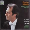 ジュリーニのマーラー/交響曲第1番「巨人」  独EMI 2903 LP レコード