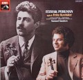 パールマンのクライスラー/ヴァイオリン名曲集  独EMI 2903 LP レコード