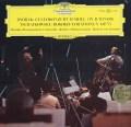 ロストロポーヴィチ&カラヤンのドヴォルザーク/チェロ協奏曲ほか 独DGG 2904 LP レコード