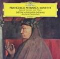 F.ディースカウのペトラルカのソネット集  独DGG 2904 LP レコード