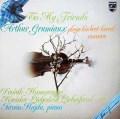 グリュミオーのヴァイオリン・アンコール集  蘭PHILIPS 2904 LP レコード