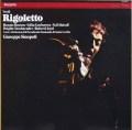 シノーポリのヴェルディ/「リゴレット」 蘭PHILIPS 2904 LP レコード