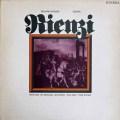 コロ、アダム、シュライアーらのワーグナー/「リエンツィ」抜粋 独ETERNA 2907 LP レコード