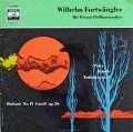 フルトヴェングラーのチャイコフスキー/交響曲第4番 独EMI 2907 LP レコード