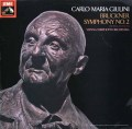 【オリジナル盤】ジュリーニのブルックナー/交響曲第2番 英EMI 2907 LP レコード