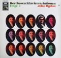 オグドンのベートーヴェン/ピアノ変奏曲集 vol.2 独EMI 2907 LP レコード