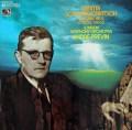 プレヴィンのショスタコーヴィチ/交響曲第8番 独EMI 2907 LP レコード