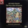 サヴァリッシュのR.シュトラウス/「影のない女」 独EMI 2907 LP レコード