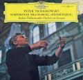 カラヤンのチャイコフスキー/交響曲第6番「悲愴」 独DGG 2907 LP レコード