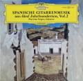 イエペスのスペインギター音楽 vol.2 独DGG 2907 LP レコード