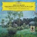 アマデウス四重奏団&アロノヴィッツのブラームス/弦楽五重奏曲第1&2番 独DGG 2907 LP レコード