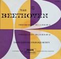 ブダペスト四重奏団のベートーヴェン/弦楽四重奏曲第5&6番 蘭PHILIPS 2907 LP レコード