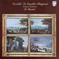 イ・ムジチ合奏団のヴィヴァルディ/「四季」  蘭PHILIPS 2907 LP レコード