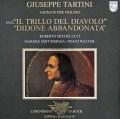 ミケルッチらのタルティーニ/ヴァイオリンソナタ「悪魔のトリル」ほか  蘭PHILIPS 2907 LP レコード