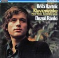 ラーンキのバルトーク/ピアノ作品集  独TELEFUNKEN 2907 LP レコード