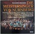 クナッパーツブッシュのワーグナー/「マイスタージンガー」 独DECCA 2907 LP レコード
