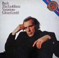 グールドのバッハ/ゴルトベルク変奏曲 蘭CBS 2909 LP レコード
