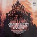 ケーゲルのブラームス/ドイツ・レクイエム 独ETERNA 2909 LP レコード