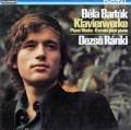 ラーンキのバルトーク/ピアノ作品集  独TELEFUNKEN 2909 LP レコード