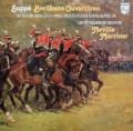 マリナーのスッペ/序曲集 蘭PHILIPS 2909 LP レコード