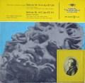 フリッチャイのモーツァルト/交響曲第29&41番「ジュピター」 独DGG 2909 LP レコード