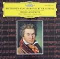 ケンプのベートーヴェン/ピアノ協奏曲第3番 独DGG 2909 LP レコード