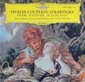 フルニエ、バウムガルトナー&ラッシュのヴィヴァルディ/チェロ協奏曲ほか 独DGG 2909 LP レコード