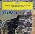 クーベリックのマーラー/交響曲第6&10番 独DGG 2909 LP レコード