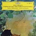 カラヤンのシベリウス/交響曲第4番ほか 独DGG 2909 LP レコード