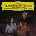 ムター&カラヤンのベートーヴェン/ヴァイオリン協奏曲 独DGG 2909 LP レコード