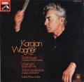カラヤンのワーグナー/序曲&前奏曲集 vol.1 独EMI 2909 LP レコード