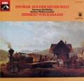 カラヤンのドヴォルザーク/交響曲第9番「新世界より」ほか 独EMI 2909 LP レコード