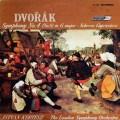 ケルテスのドヴォルザーク/交響曲第8番 米(英)LONDON 2911 LP レコード