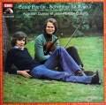 デュメイ&コラールのフランク/ヴァイオリンソナタほか  仏EMI(VSM) 2911 LP レコード