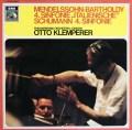 クレンペラーのメンデルスゾーン/交響曲第4番「イタリア」ほか  独EMI 2911 LP レコード