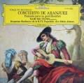 イエペス&アロンソのロドリーゴ/アランフェス協奏曲ほか  スペインDGG 2911 LP レコード