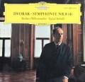 クーベリックのドヴォルザーク/交響曲第8番  独DGG 2911 LP レコード