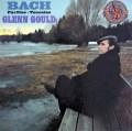グールドのバッハ/パルティータ&トッカータ集  独CBS 2911 LP レコード