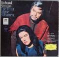 カイルベルトのR.シュトラウス/「影のない女」 独DGG 2911 LP レコード