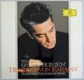 【モノラル】カラヤンのベートーヴェン/交響曲全集 独DGG 2911 LP レコード