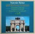 リヒテルのベートーヴェン/「エロイカ変奏曲」ほか 独MELODIA 2913 LP レコード