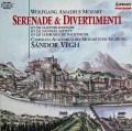 ヴェーグのモーツァルト/セレナード&ディヴェルティメント集 独CAPRICCIO 2913 LP レコード