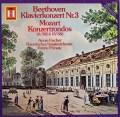 A.フィッシャー&フリッチャイのベートーヴェン/ピアノ協奏曲第3番ほか 独DELIODOR 2913 LP レコード