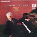 ルービンシュタインのショパン/「幻想曲」ほか 独RCA 2913 LP レコード