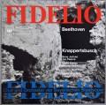 クナッパーツブッシュのベートーヴェン/「フィデリオ」全曲 独CBS 2913 LP レコード