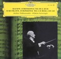 フルトヴェングラーのハイドン&シューマン/交響曲集 独DGG 2913 LP レコード