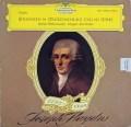 【オリジナル盤】リヒターのハイドン/交響曲第94番「驚愕」&第101番「時計」 独DGG 2913 LP レコード