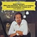 ベルマンのムソルグスキー/「展覧会の絵」ほか 独DGG 2913 LP レコード